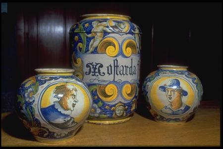 Музеи Дижона - музей Горчицы